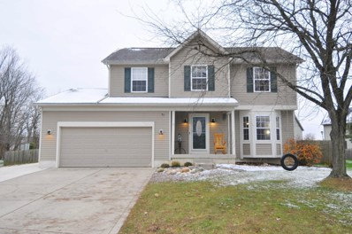 3583 Ziner Court, Grove City, OH 43123 - MLS#: 218039414