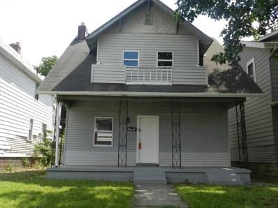 152 S Ogden Avenue, Columbus, OH 43204 - #: 218040190