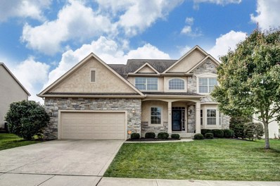 9593 El Camino Lane, Plain City, OH 43064 - #: 218040290