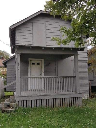 500 Eldridge Avenue, Columbus, OH 43203 - MLS#: 218040506