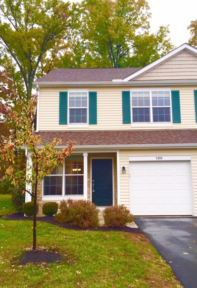 5494 Albany Terrace Way UNIT 1401, Westerville, OH 43081 - MLS#: 218041056