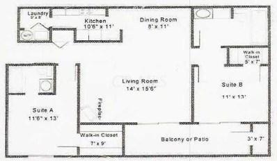 2188 Hedgerow Road UNIT 2188E, Columbus, OH 43220 - MLS#: 218041249