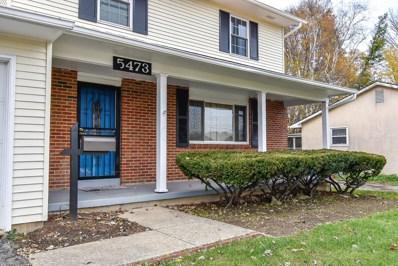5473 Karl Road, Columbus, OH 43229 - MLS#: 218041936