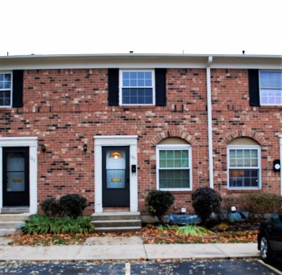 125 Tarryton Court W UNIT 23-E, Columbus, OH 43228 - MLS#: 218043003