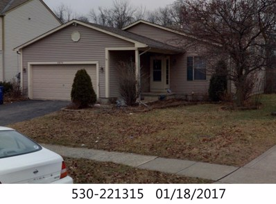 6874 Kinston Drive, Canal Winchester, OH 43110 - #: 218043926