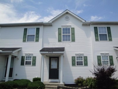 4708 Shalers Drive UNIT 54C, Columbus, OH 43228 - MLS#: 218044377