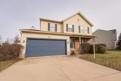 559 Rambling Brook Drive, Pickerington, OH 43147 - MLS#: 218044551