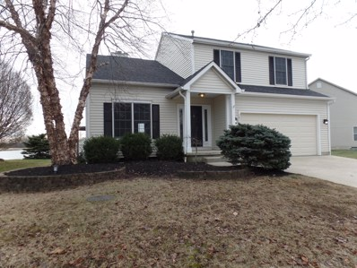 2872 Lake Hollow Road, Hilliard, OH 43026 - MLS#: 218045351