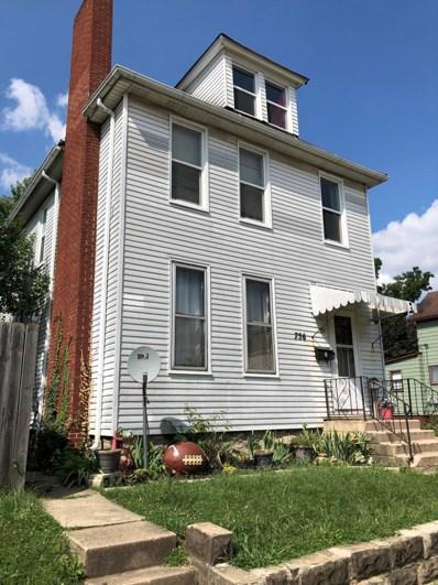 756 Stewart Avenue, Columbus, OH 43206 - MLS#: 218045521