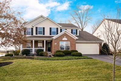 815 Keyham Terrace Drive, Westerville, OH 43082 - MLS#: 219000504