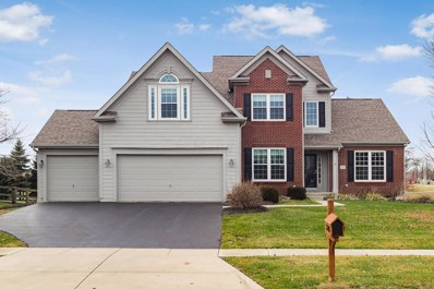 3105 Alum Trail Place, Lewis Center, OH 43035 - MLS#: 219000627