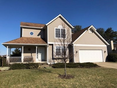 310 Stone Hedge Row Drive, Johnstown, OH 43031 - MLS#: 219001279