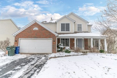 4758 Bosk Drive, New Albany, OH 43054 - MLS#: 219001504