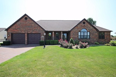 119 Foxfire Boulevard, Commercial Point, OH 43116 - #: 219002721