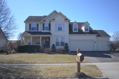 6472 Beaumont Square, Lewis Center, OH 43035 - MLS#: 219003250