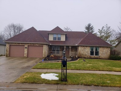 205 Ashbrook Drive, Bellefontaine, OH 43311 - MLS#: 219003400
