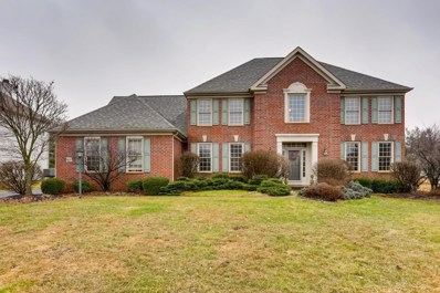 6446 Spinnaker Drive, Lewis Center, OH 43035 - MLS#: 219003744