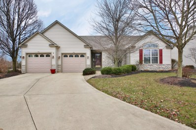 781 Mill Wind Court E, Westerville, OH 43082 - #: 219004433
