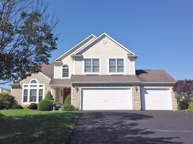 4384 Houser Drive, Lewis Center, OH 43035 - MLS#: 219005271
