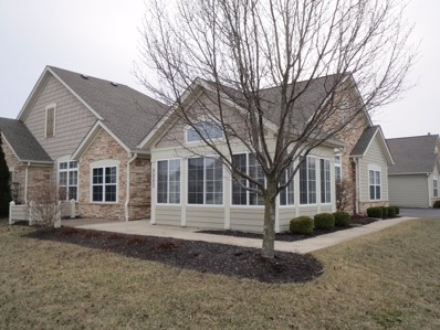 5203 Hayden Woods Lane, Hilliard, OH 43026 - MLS#: 219006299