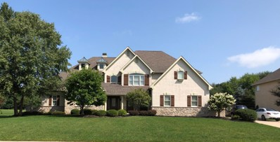 7627 Slane Ridge Drive, Westerville, OH 43082 - #: 219007101