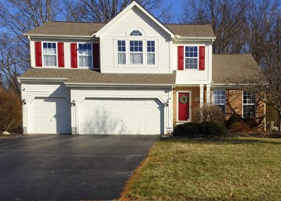 1096 Evadell Drive, Lewis Center, OH 43035 - MLS#: 219007266