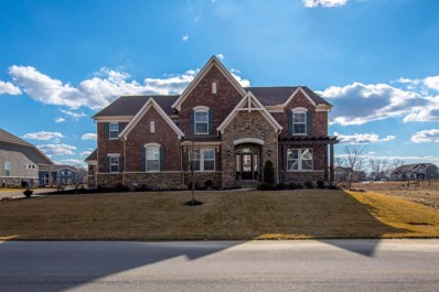 3609 Sparrow Court, Hilliard, OH 43026 - #: 219007994