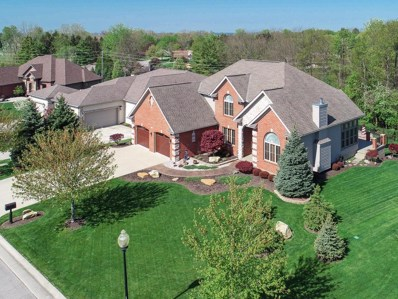 713 Stone Hollow Court, Bellefontaine, OH 43311 - #: 219008182