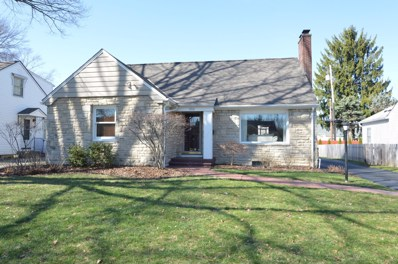 552 Acton Road, Columbus, OH 43214 - MLS#: 219008470