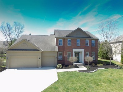 7729 Kestrel Way W, Dublin, OH 43017 - #: 219010073