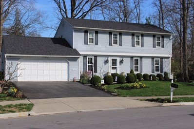 1124 Autumn Creek Circle, Westerville, OH 43081 - #: 219012348