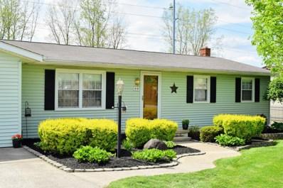 39 Hilltop Drive, Mount Vernon, OH 43050 - MLS#: 219015606