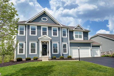 6135 Deems Drive, Westerville, OH 43082 - #: 219016580