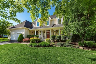 5650 Twin Lakes Court, Westerville, OH 43082 - #: 219016742
