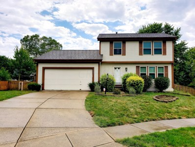 3887 Cliff Ridge Court, Columbus, OH 43230 - #: 219017479