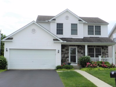 5399 Redwater Drive, Dublin, OH 43016 - #: 219018129