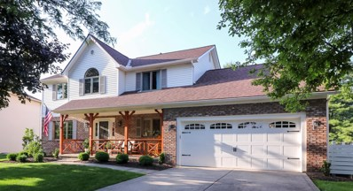484 Somerton Drive, Westerville, OH 43082 - #: 219019758