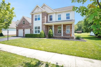 5520 Steele Court, New Albany, OH 43054 - #: 219020071