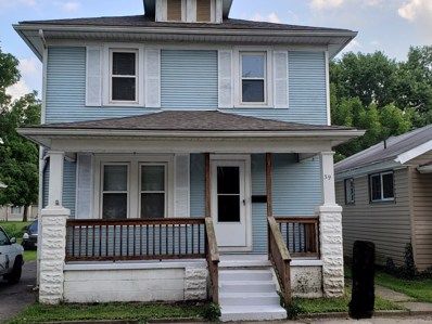 39 Cottage Street, Newark, OH 43055 - MLS#: 219020153