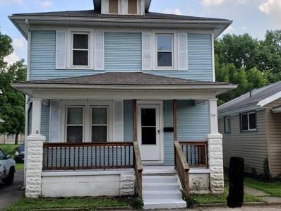 39 Cottage Street, Newark, OH 43055 - #: 219020153