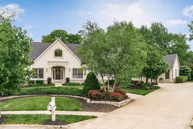 8575 Fallgold Lane, Westerville, OH 43082 - #: 219020579