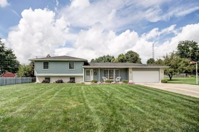 496 Courtney Drive, Newark, OH 43055 - #: 219020629
