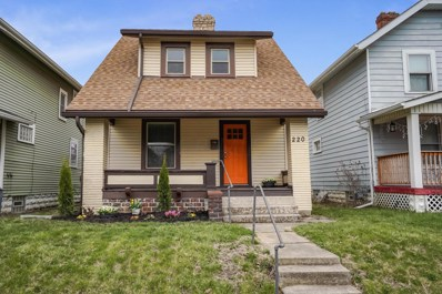 220 E Welch Avenue, Columbus, OH 43207 - #: 219020735