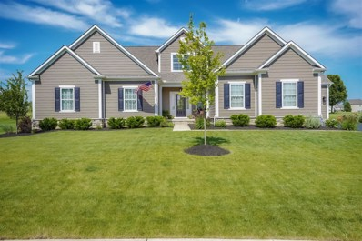 7422 New Albany Links Drive, New Albany, OH 43054 - #: 219021749
