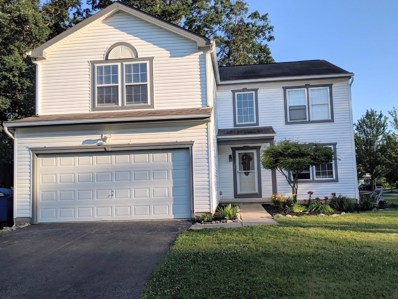 602 Ablemarle Circle W, Delaware, OH 43015 - #: 219022768