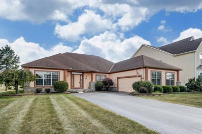 7122 Rosemount Way, Canal Winchester, OH 43110 - #: 219022865