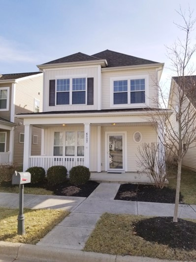 6127 Upper Albany Crossing Drive, Westerville, OH 43081 - #: 219024005