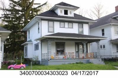 228 Oakwood Place, Springfield, OH 45506 - #: 219025800