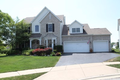 7276 New Point Place, Powell, OH 43065 - #: 219026254