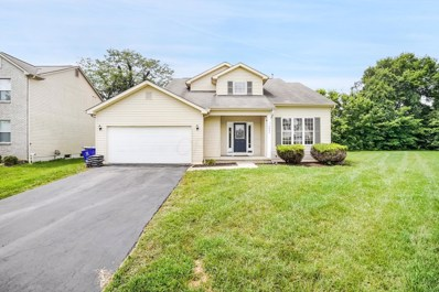 3597 Motts Place Court, Canal Winchester, OH 43110 - #: 219026477